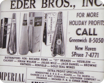 Eder Newspaper Ad